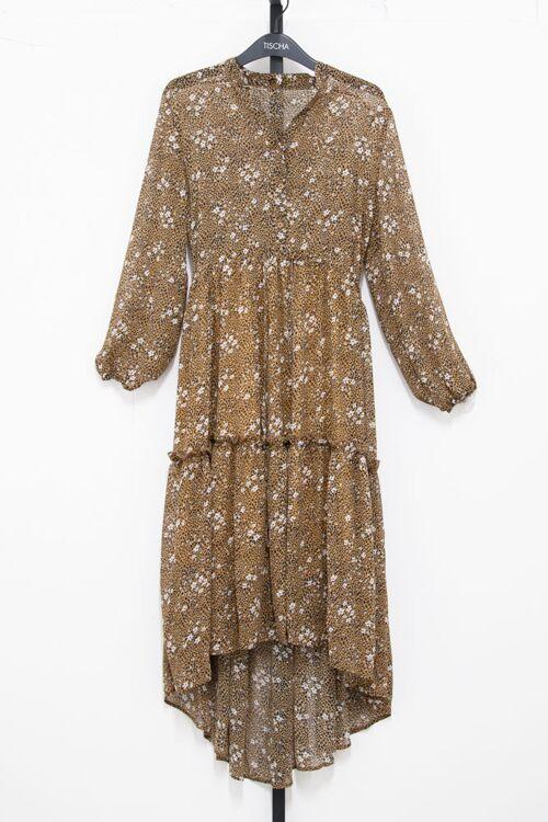 POPPY LEO DRESS