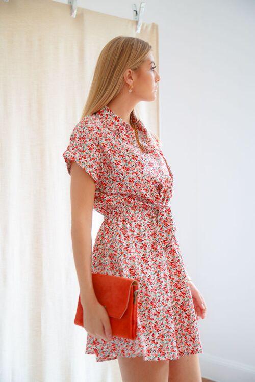 VIVI FLORAL DRESS