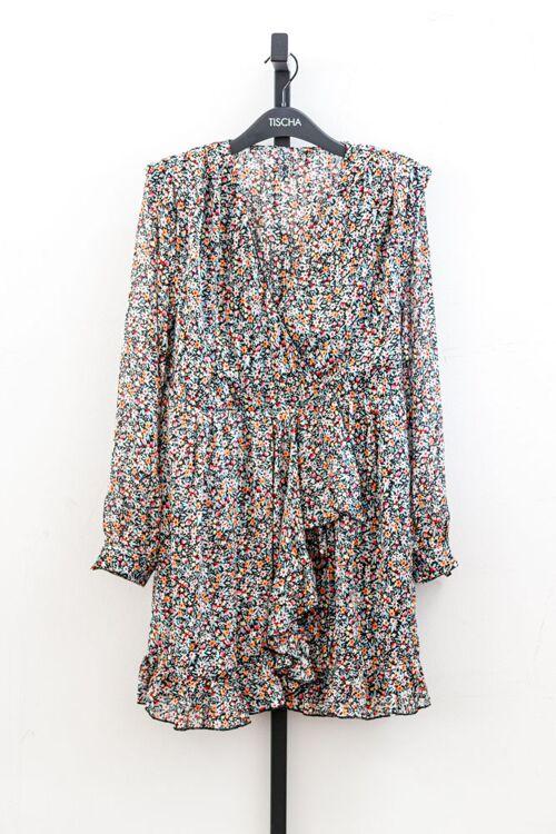 FINLEY FLORAL DRESS