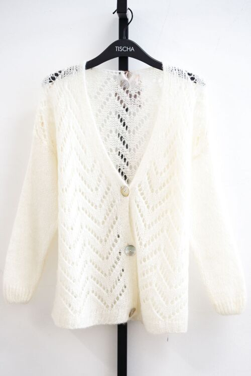 MARYLOU BUTTONED GILET