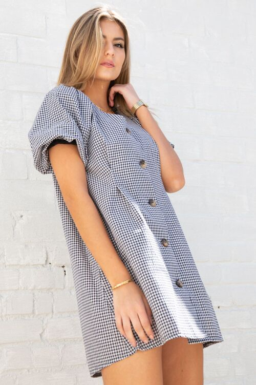 COLETTE VICHY DRESS