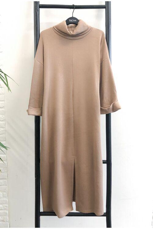 BELEN TURLENECK DRESS