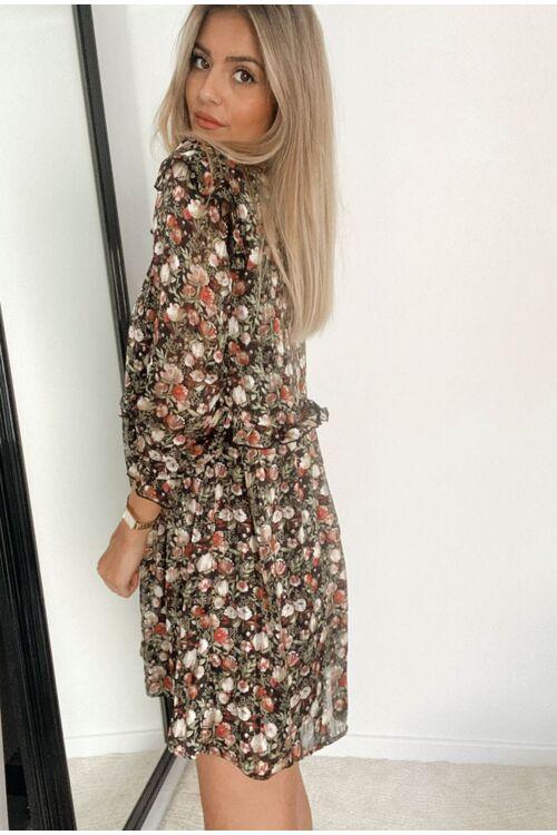 NANNA FLORAL DRESS