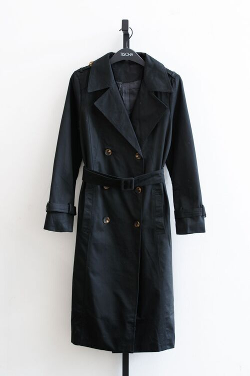 TINA TRENCHCOAT LONG