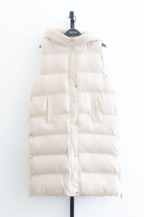BESS LONG BODYWARMER