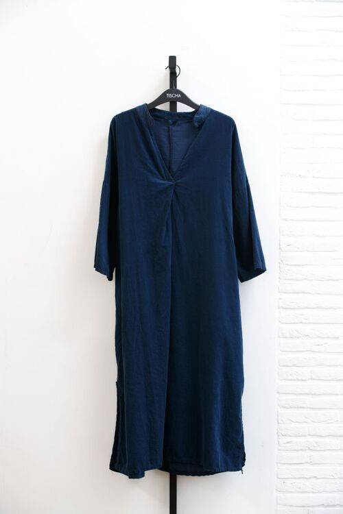 IVYROSE CORDUROY LONG DRESS