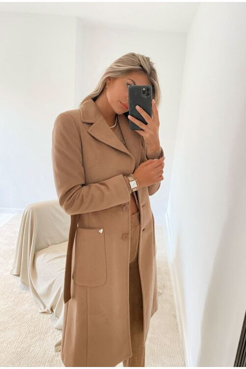 LONG COAT HELENE