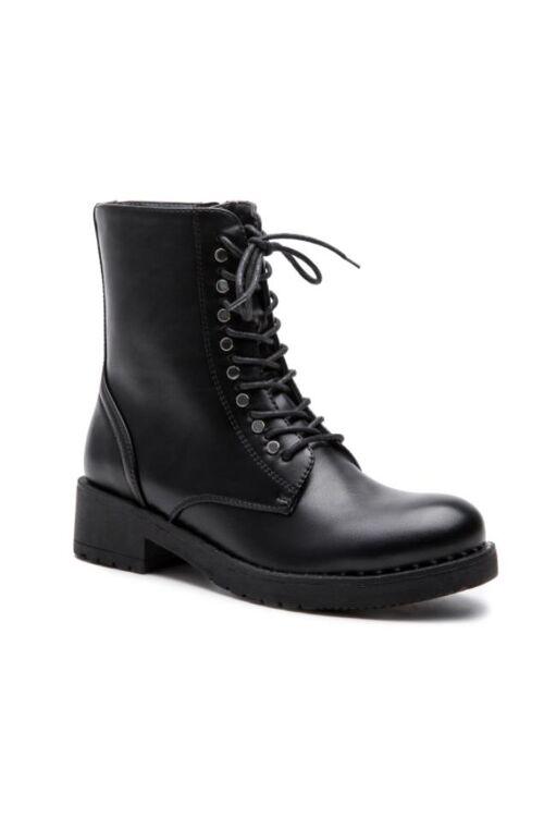 Boots basic black