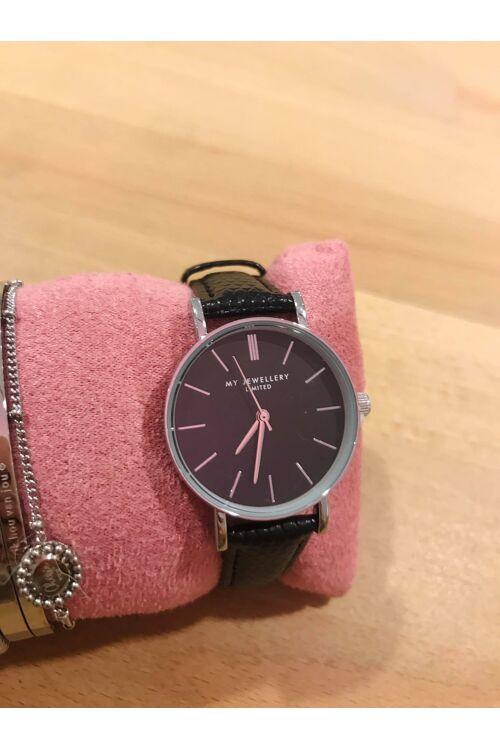 Horloge Croco