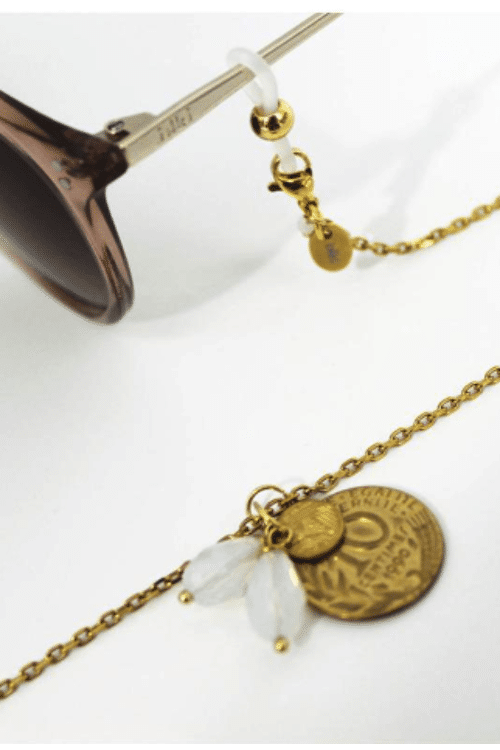 Sunglass Chain Coin