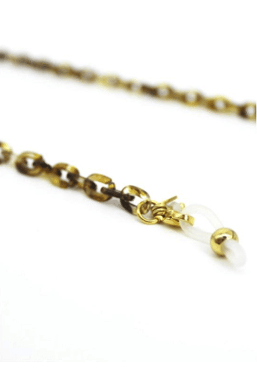Sunglass Chain Linked Turtle