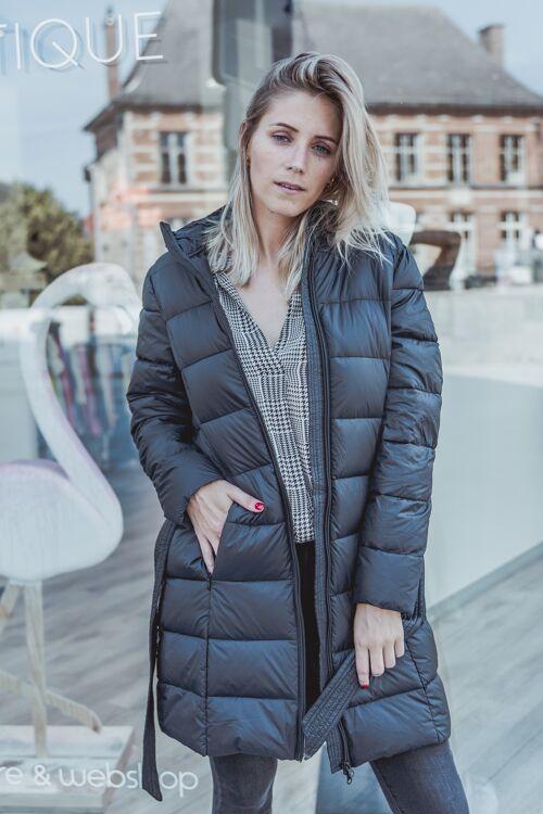 Tops Long Jacket Shape