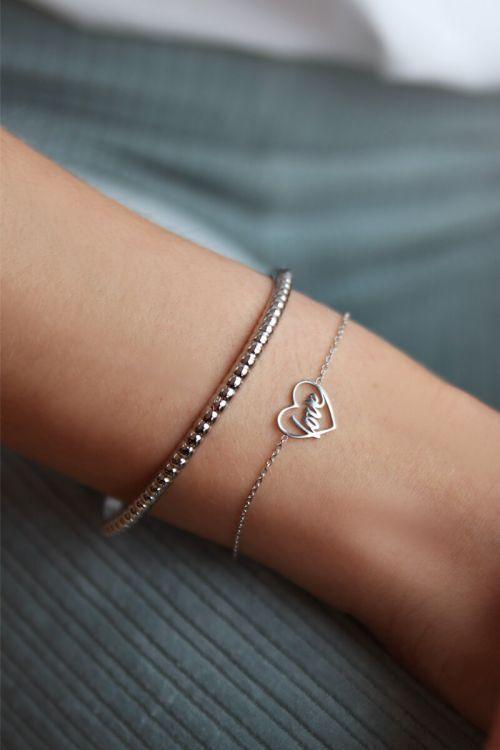 Moments bracelet love