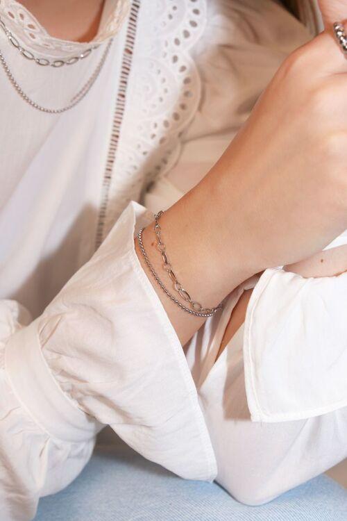 Armbanden set bolletje