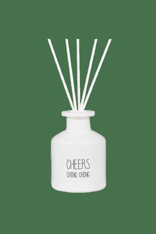 Geurstokjes - Cheers
