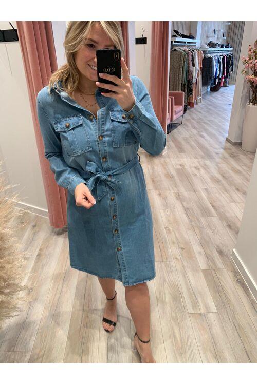 Jeans dress classic