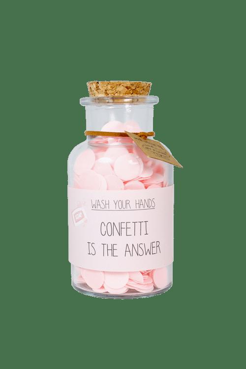 HANDZEEP - CONFETTI IS THE ANSWER
