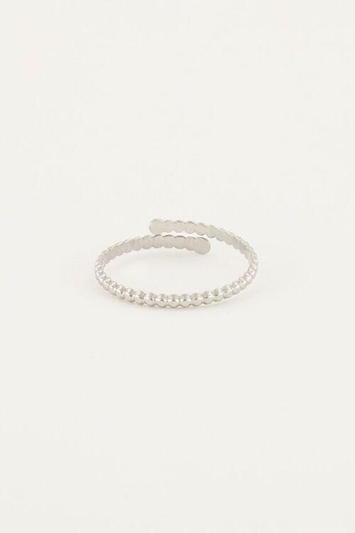 Mix ring kleine rondjes