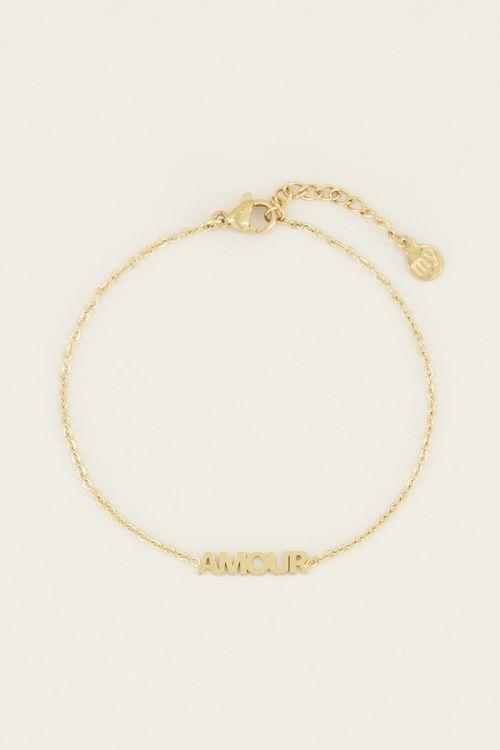Moments bracelet amour