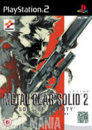 Metal Gear Solid 2 - Sons of Liberty (Franstalig) product image