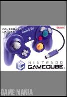 GameCube Controller Purple Clear product image