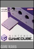 GameCube Memory Card 59 product image