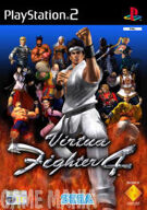 Virtua Fighter 4 product image