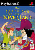 Peter Pan - The Legend of Never Land product image