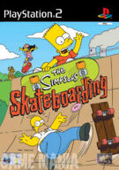 The Simpsons Skateboarding product image