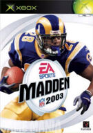 Madden NFL 2003 product image