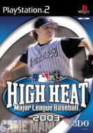 High Heat Baseball 2003 product image