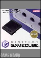 GameCube Memory Card 251 product image