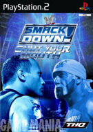 WWE Smackdown - Shut Your Mouth product image