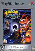 Crash Bandicoot - De Wraak Van Cortex - Platinum product image