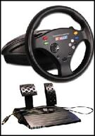 Nascar Pro Victory Force Racing Wheel product image