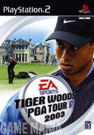Tiger Woods PGA Tour 2003 product image