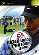 Tiger Woods PGA Tour 2003 product image