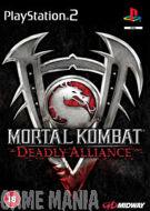 Mortal Kombat - Deadly Alliance product image