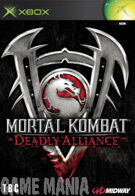 Mortal Kombat - Deadly Alliance product image