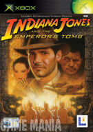 Indiana Jones - The Emperor's Tomb product image