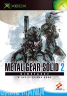 Metal Gear Solid 2-Substance product image