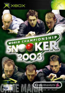 World Championship Snooker 2003 product image