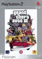 Grand Theft Auto 3 - Platinum product image