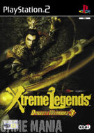 Dynasty Warriors 3 Legends product image