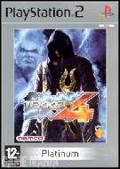 Tekken 4 - Platinum product image