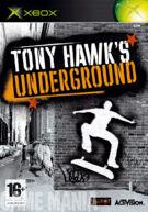 Tony Hawk's Underground product image