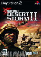 Conflict Desert Storm II product image