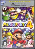 Mario Party 4 - Player's Choice product image