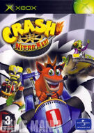 Crash Bandicoot - Crash Nitro Kart product image