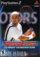 Agassi Tennis Generation product image